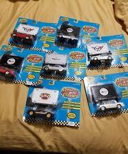 Road Champs 1953, 55,78,97,98 Corvette  Lot of 7 NIB