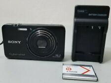 Sony Cyber-shot DSC-WX9 16.2MP Digital Camera - Black *Fair/tested*