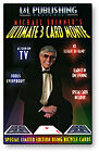 3 Card Monte Card blue Trick Skinner
