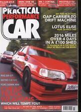 PRACTICAL PERFORMANCE CAR MAGAZINE - November 2007