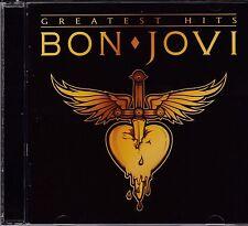 BON JOVI - GREATEST HITS - CD - NEW -