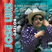 Jose Luis Gazcon - En Vivo [New CD]
