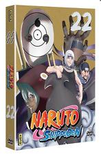 Coffret 3 Dvd Naruto Shippuden vol 22 Neuf KANA VIDEO Pierrot TV Tokyo Kishimoto