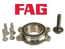 For Audi A4 A5 A6 Quattro Q5 RS7 S4 S5 Rear Left or Right Wheel Bearing Kit FAG