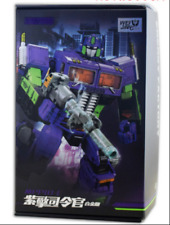 New, Deformation toy MPP10 EVA alloy enlarging version purple Optimus prime