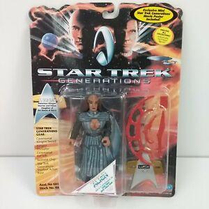 Star Trek Generations LURSA Klingon Action Figure 1994 Playmates Toys NOC