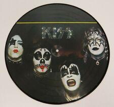 KISS 1ST LP HOLLAND PICTURE DISC #