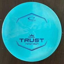 First Run Royal Trust (Blue Swirl, 173g, Latitude 64)