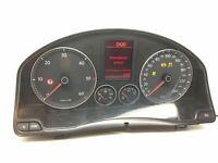 VW Jetta 3 Golf 5 Km/H Compteur de Vitesse Instrument Cluster Speedo 1K0920874M