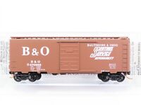 N Scale Micro-Trains MTL 02000766 B&O Baltimore Ohio 40' Box Car #470968