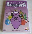 DVD PAL DES BARBAPAPA AUTOUR DU MONDE N°7 TF1 VIDEO 17 EPISODES NEUF SOUS CELLO