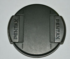 Genuine Pentax Camera Front Lens Cap Cover for any 49mm filter thread