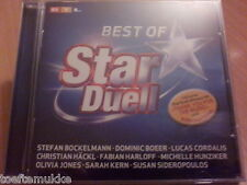 CD Star Duell Olivia Jones Michelle Hunziker Sarah Kern + Backstage Bonus NEU