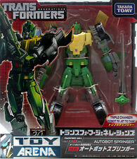 Transformers Generations TG-21 Springer Autobot Fall of Cybertron Takara Tomy