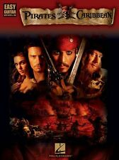 Pirates of the Caribbean Easy Guitar Learn to Play Beginner TAB Music Book