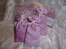 10 Lavendelsäckchen *Rosi* Wäscheduft Schrankduft Taufe Lavendelkissen Deko