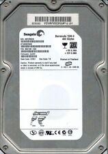 SEAGATE ST3400833AS 400GB P/N: 9BD135-620 F/W: 3.AHH TK