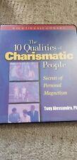10 Qualities Of Charismatic People Audio Book Alessandra