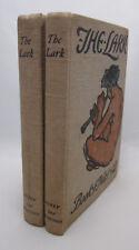The Lark 1-24 - William Doxey - 2 Volumes - 1896 - San Francisco - First Edition