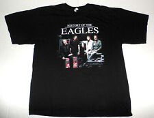 Rare History of The Eagles Tour 2014 Concert Xl Tshirt Excellent Condition