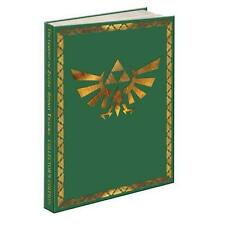 THE LEGEND OF ZELDA SPIRIT TRACKS COLLECTOR'S EDITION GUIDE BRAND NEW