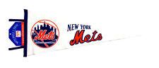 New York Mets Mitchell & Ness Souvenir Felt Pennant White