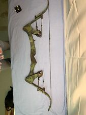 Oneida Screaming Eagle ( Tom Cat?) Compound Bow! Rh great for bowfishing fishing