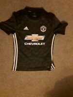 Manchester United Away Shirt Medium Boys Excellent condition