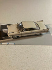 EXCELLENT 1:43 SCALE FRANKLIN MINT 1957 PLYMOUTH FURY NICE