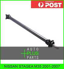 Fits NISSAN STAGEA M35 2001-2007 - Propeller Shaft Prop Shaft