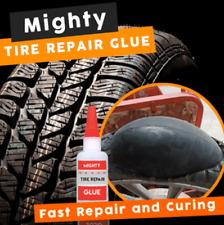 Mighty Tire Repair Glue Tyre Puncture Sealant Glue Car Tire Patch Repair 30ml