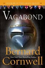 VAGABOND by Bernard Cornwell FREE SHIPPING The Grail Quest book 2 II paperback