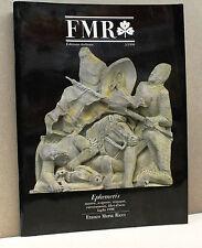 FMR - Luglio 1990 [Ephemeris: mostre, scoperte, restauri, ritrovamenti, libri]