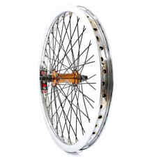 Khe BMX Front Wheel Sun Rims 4play Rim Precision Bearings Silver Hub Die Hure
