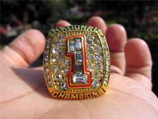 2005 Texas Longhorns National Team Ring Souvenirs Fan Men Gift