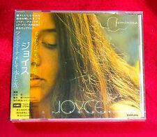 JOYCE FEMININA + AGUA E LUZ  JAPAN ONLY CD NEW 20 TRACKS OUT OF PRINT TOCP-8112