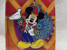 2014 Disney Lanyard Trading Pin WDW MK Festival of Fantasy Parade Mickey Mouse