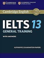 Cambridge IELTS 13 General Training Students Book with Answers and CD