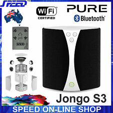 PURE Jongo S3 (S340) Portable Wireless Bluetooth® Multiroom Speaker