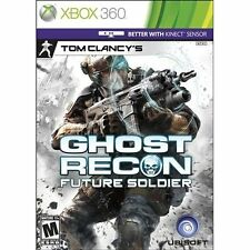 Tom Clancy's Ghost Recon: Future Soldier For Xbox 360 6E