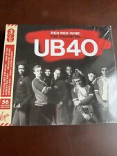 UB40 RED RED WINE THE ESSENTIAL 3CD New SEALED King Food For Thought 1 In Ten