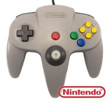 Original Nintendo N64 Controller / Gamepad #Grau - Zustand auswählbar