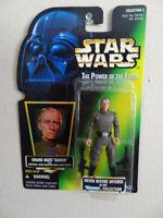 Star Wars Power of the Force Green Card Action Figure GRAND MOFF TARKIN