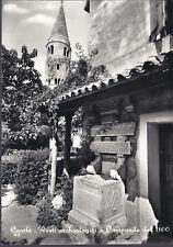 CAORLE - RESTI ARCHEOLOGICI E CAMPANILE DEL 1100 - VSD - FG