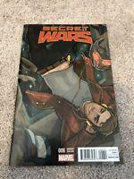 Secret Wars #6 (of 9) Babs Tarr Variant!!!