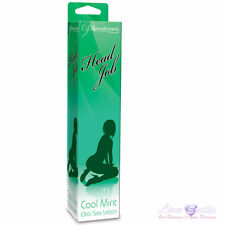Head Job Cool Mint Oral Sex Mint Flavoured Lotion Gel For Him & Her Free P&P