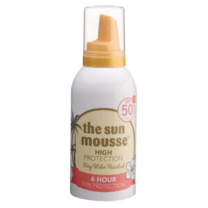The Sun Mousse SPF 50 Sun Protection Lotion 150 ml