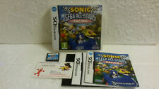 Jeu Vidéo Sonic & Sega All-Star Racing DS / LITE DSI XL 3DS GBA VF Saturn