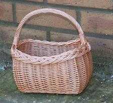 Wicker Easter basket eggs, Wedding,Flower, present, ,Gift basket