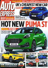 AUTO EXPRESS MAGAZINE HOT HATCH SPECIAL #1,646 ~ SEPTEMBER 2020 ~ NEW ~